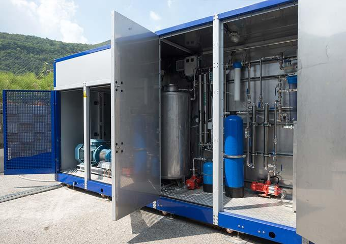 sistemas aire a agua