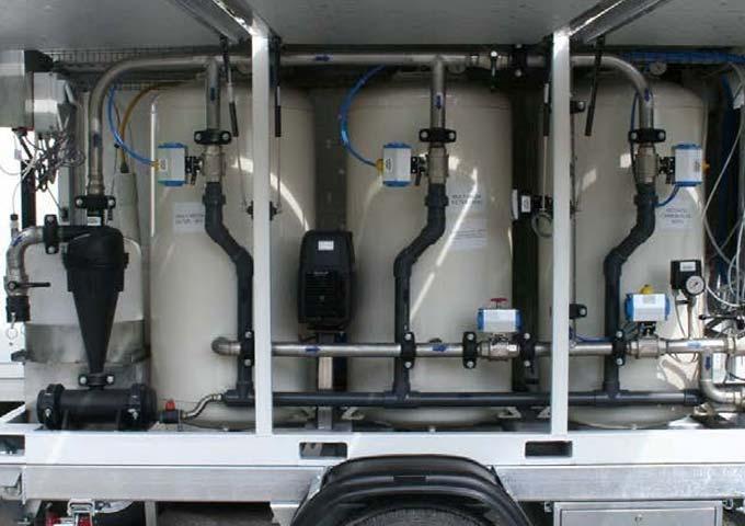 tratamiento y desinfección de agua